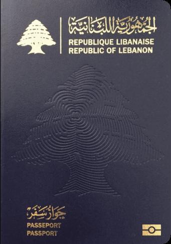 lebanon-passport-ranking