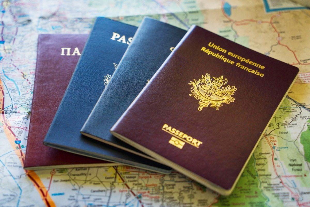 The Most Powerful Passports Around The World