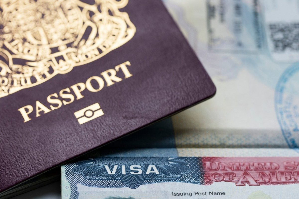 The Difference Between Passport and Visa