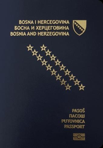 bosnia-and-herzegovina-passport-ranking