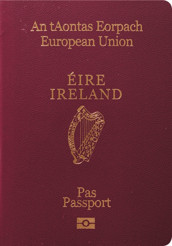 ireland-passport-ranking