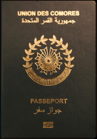 comoros-passport-ranking