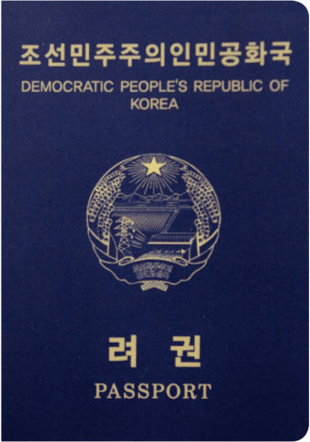 north-korea-passport-ranking