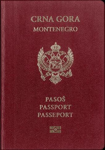 montenegro-passport-ranking
