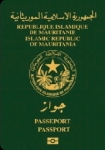 mauritania-passport-ranking