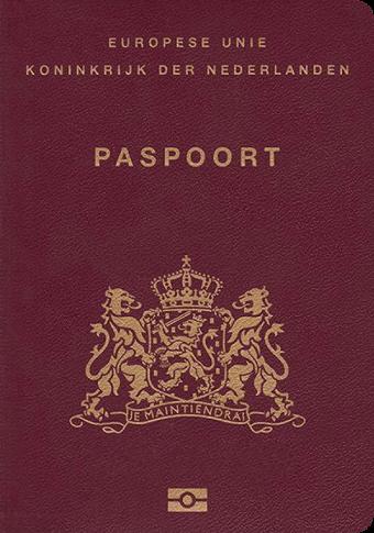 netherlands-passport-ranking
