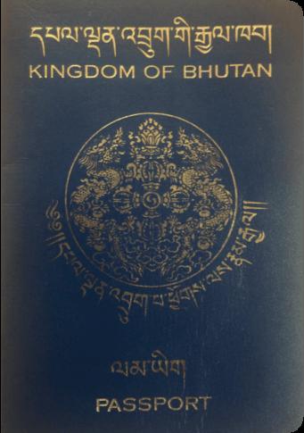 bhutan-passport-ranking