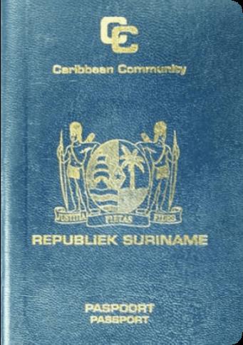 suriname-passport-ranking