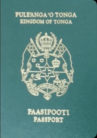 tonga-passport-ranking